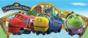 Cartel promocional de Chuggington