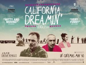 Uno de los carteles oficiales de California dreamin'. Foto: Atlas Marketing Management.