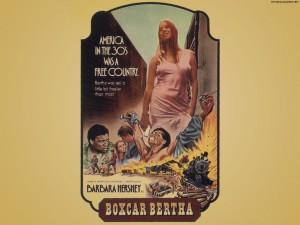 Poster de El tren de Bertha. Foto: Esbilla cinematográfica popular.