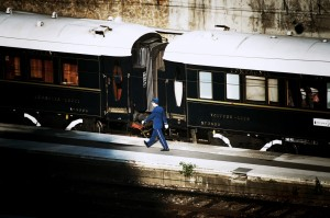 El Orient Express siempre ha contado entre sus viajeros con personas poderosas y exigentes. Foto: FumigraphiK.