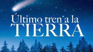Último tren a la tierra, la primera novela de Irene Robles. Foto: Google +.