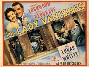 Alarma en el expreso es uno de los éxitos de Hitchcock y del cine ferroviario. Foto: Cine Real.