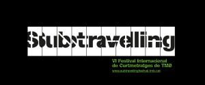 Cartel oficial de la VI edición de Subtravelling Festival. Fuente: TMB.