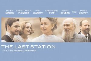 La última estación cuenta los turbulentos últimos días de Tolstói. Foto: The end of the line.