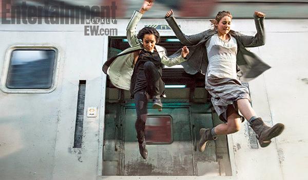 Para los aún niños, Divergente es una buena opción. Foto: Entertaiment Weekly.
