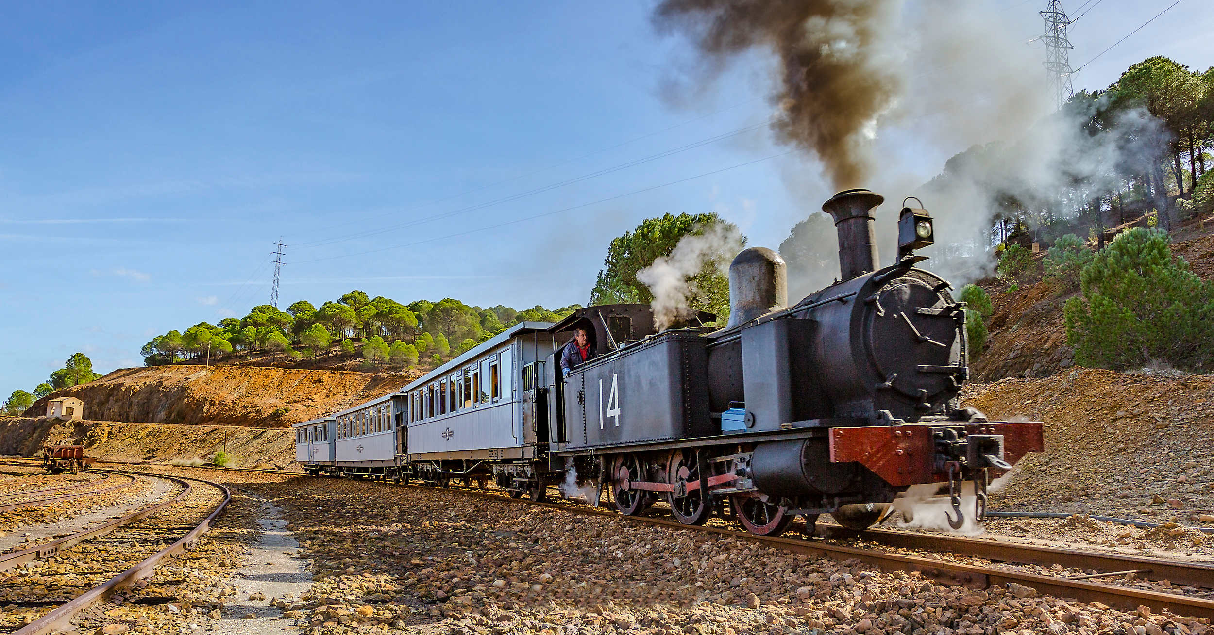Ferrocarril Minero de Riotinto