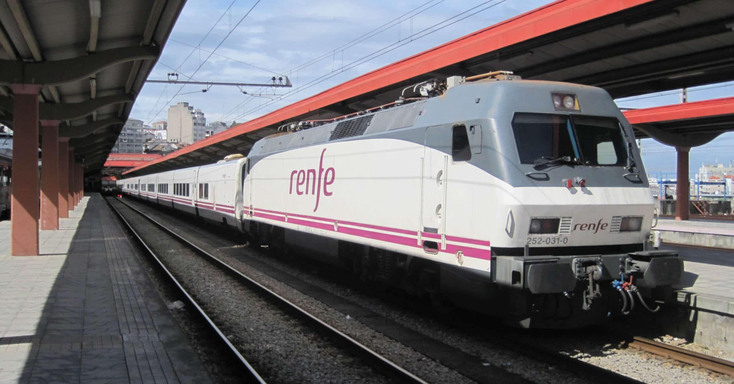 Renfe Trenhotel