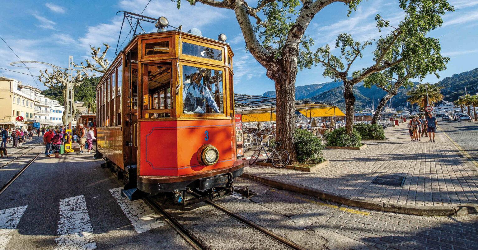Venta online del billete combinado del Tren de Sóller
